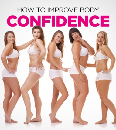 Tips on Improving Body Confidence