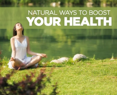 Improve Your Health Naturally