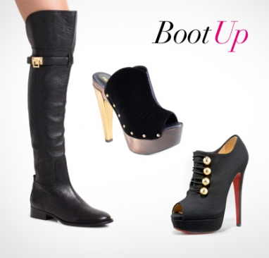 Fall Style Guide: Boot Up