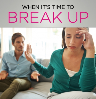 How to Know it's Time to Break Up