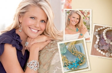 LUX Alert:  The Christie Brinkley Jewelry Collection