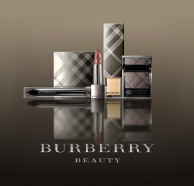 Burberry Beauty: Mad About Plaid