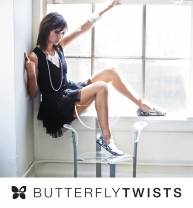 Twist your way to comfort with Butterfly Twists