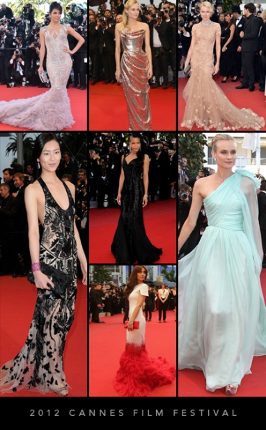 LUX Style: 2012 Cannes Film Festival