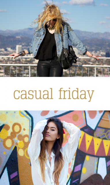 Blogger Spotlight: Casual Friday