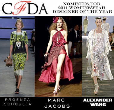 CFDA Fashion Award nominees announced