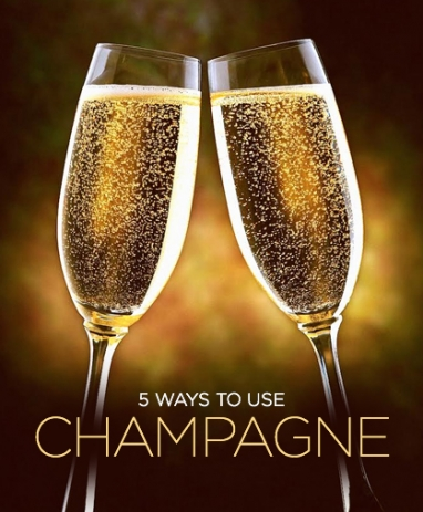 5 Ways to Use Leftover Champagne