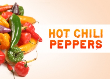 5 Top Chili Peppers
