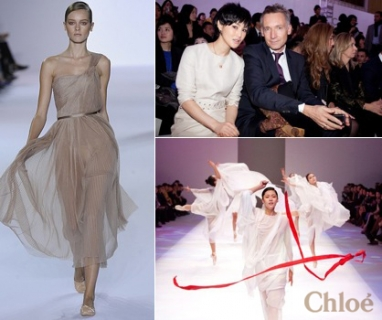 Chloé to unveil Chinese-language blog and global e-commerce site