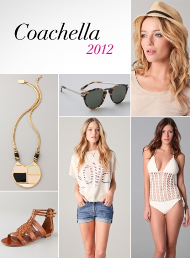 What to Wear: Coachella 2012