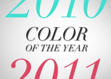Out with turquoise, in with honeysuckle: New 'Color of the Year' declared