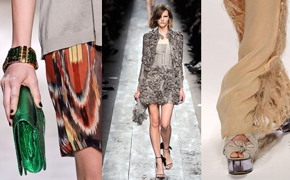 Spring 2010 Ready-to-Wear: Color Trends