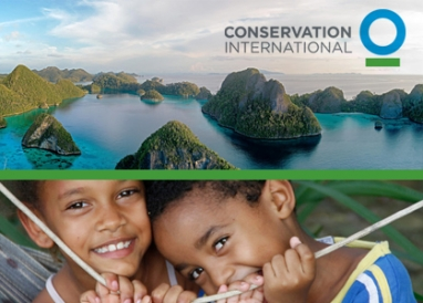 Conservation International: Working to save our planet