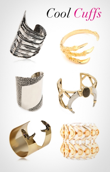 LUX Style: Cool Cuffs
