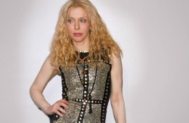 Courtney Love turned Fashion Designer