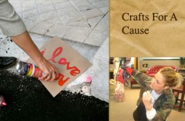 Give Back to Haiti: Crafts for a Cause