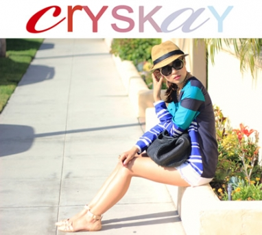 Blogger Spotlight: Cryskay