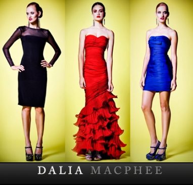 Dalia MacPhee offers vibrant dresses that make a difference