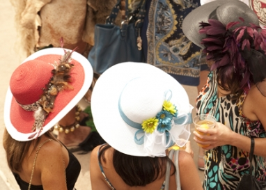 Del Mar Races 2011: Hats off to Opening Day