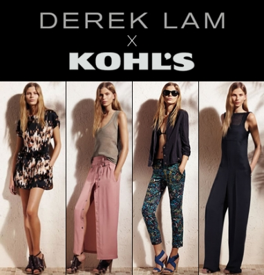 Top 10 Looks from Derek Lam for Kohl's Collection