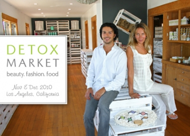 LA's Detox Market offers a pure alternative