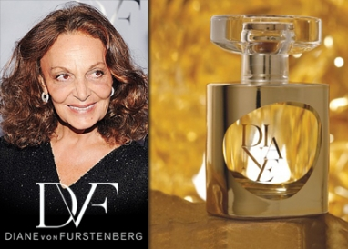Diane von Furstenberg's life in a bottle: New scent 'Diane'