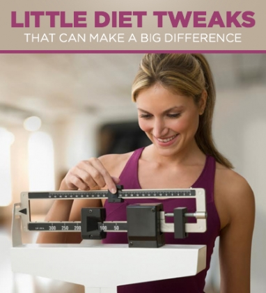 Little Diet Tweaks to Make a Big Difference