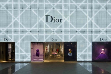 Dior opens its largest boutique in Taipei