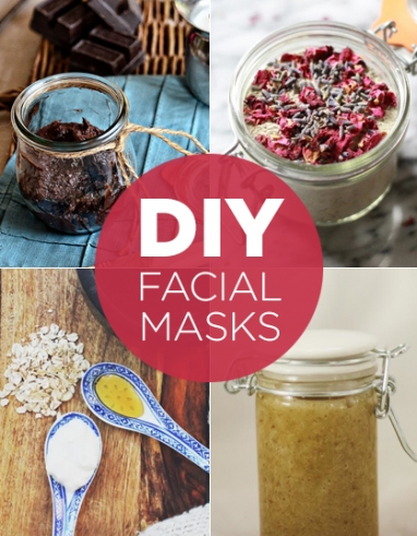 LUX Beauty: 5 DIY Facial Masks