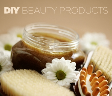 Wellness Wednesday: DIY Beauty Products