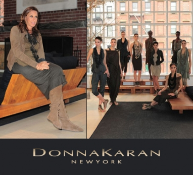 Donna Karan pumps up Urban Zen
