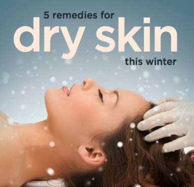 5 Remedies For Dry Skin