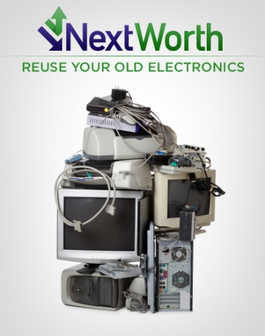 Avoid E-waste by Recycling Electronics with NextWorth
