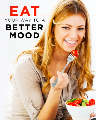 Wellness Wednesday: Eat Your Way to a Good Mood
