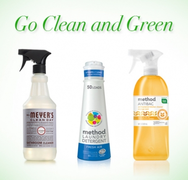 LUX guide: Eco-friendly cleaning products