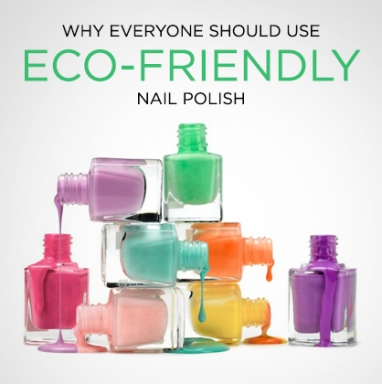 Wellness Wednesday: Why Everyone Should Switch to Eco-Friendly Nail Polish