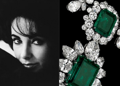 Elizabeth Taylor's jewelry to be auctioned off