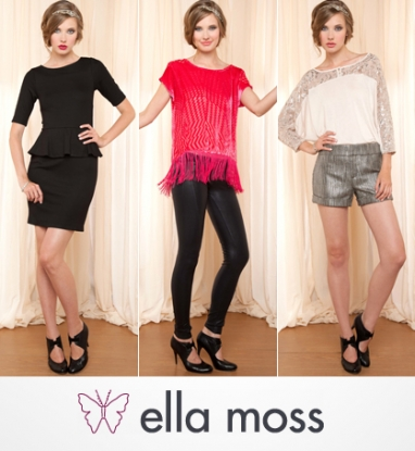 Ella Moss Creative Director Talks Holiday Fashion