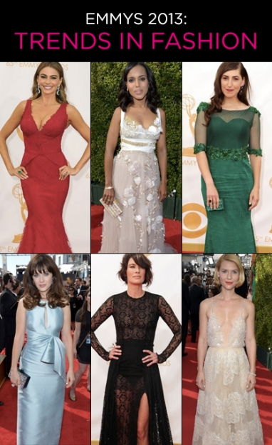 Emmy Awards 2013: Trends in Color
