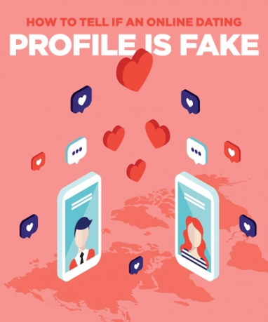 How to spot fake pics online dating profiles