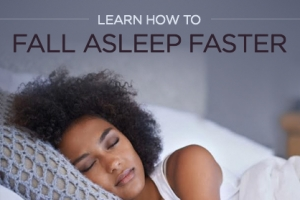 Tips on Falling Asleep Faster