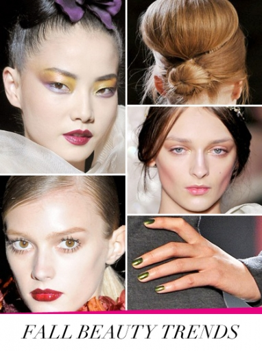 LUX Style File: Fall beauty trends