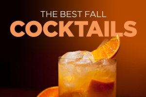 Fall Cocktails to Cozy Up With