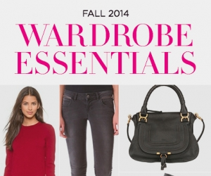 Fall 2014: Must-Have Trends To Wear Now