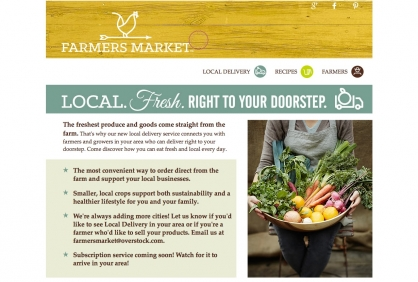 Fresh Food: Join the Farm-to-Table Movement