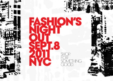 Fashion's Night Out announced for 2011