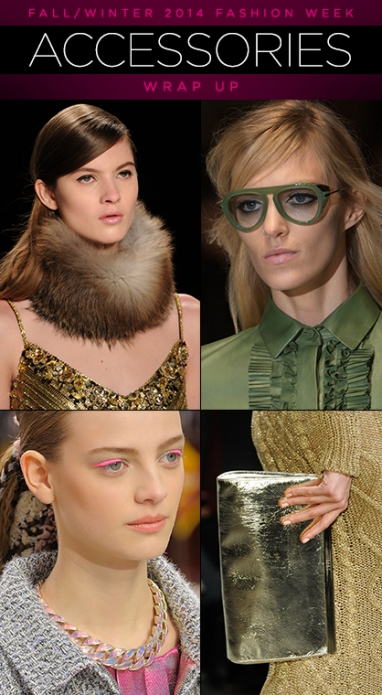 Fall 2014: Accessory Trends Recap