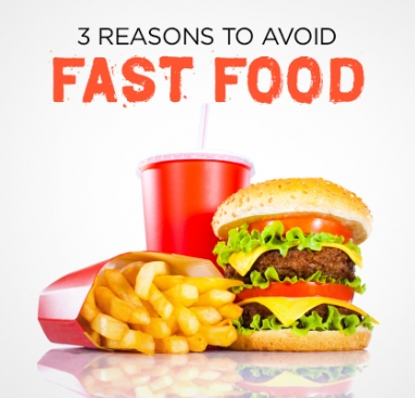 3 Green Reasons to Skip the Fast Food