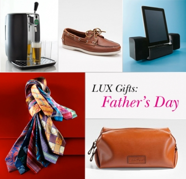 LUX Gifts: Father's Day
