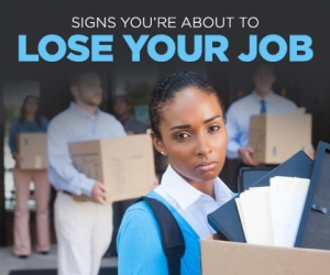 Warning Signs You Might Lose Your Job